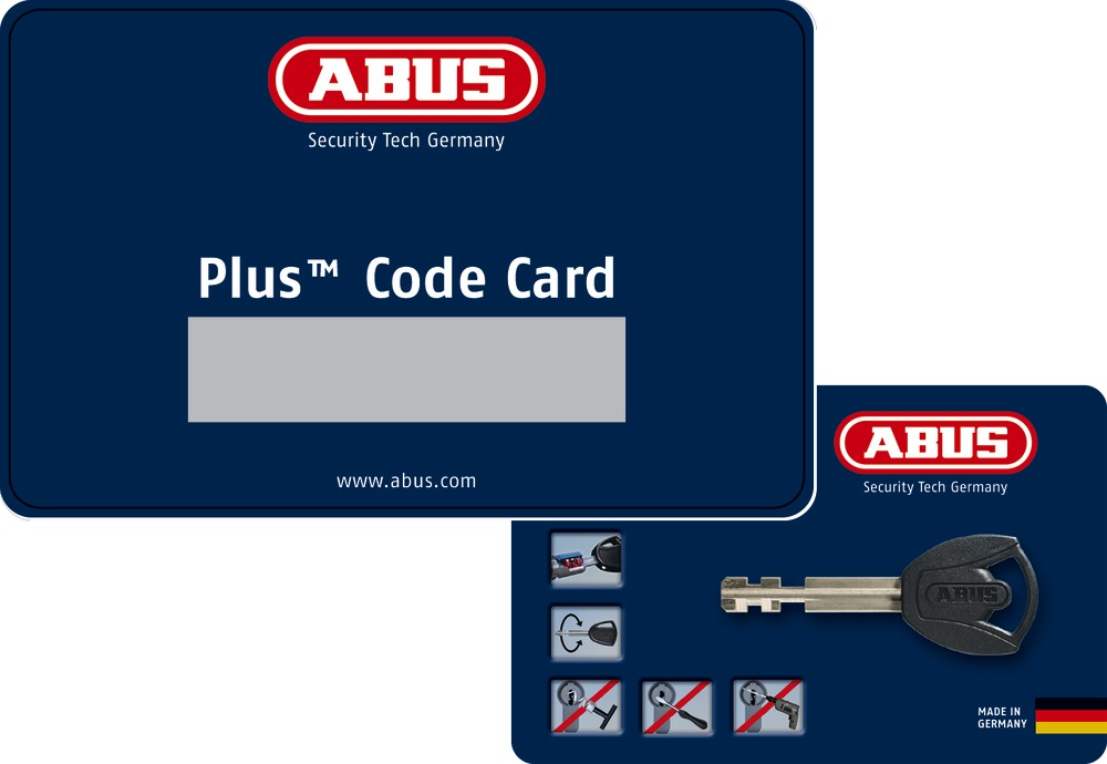 ABUS Bordo 6000/90 White SH