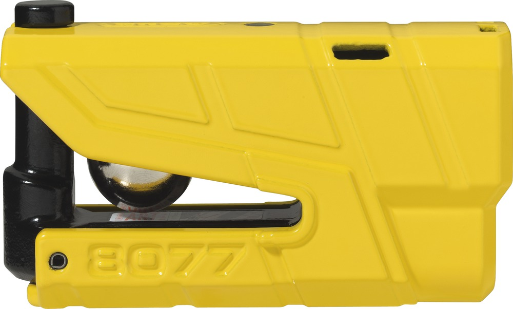 ABUS Granit Detecto X Plus 8077 yellow