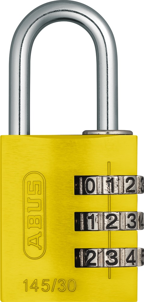ABUS 145/30 yellow