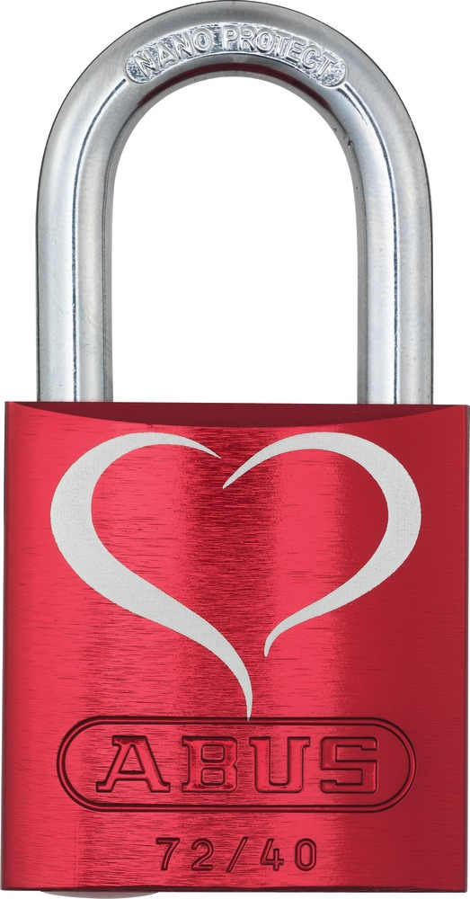 ABUS 72/40 Love Lock 2