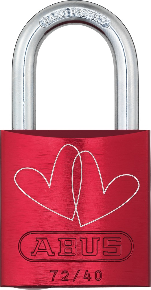 ABUS 72/40 Love Lock 3