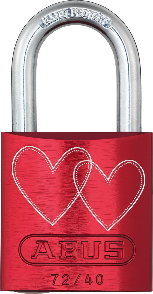 ABUS 72/40 Love Lock 4