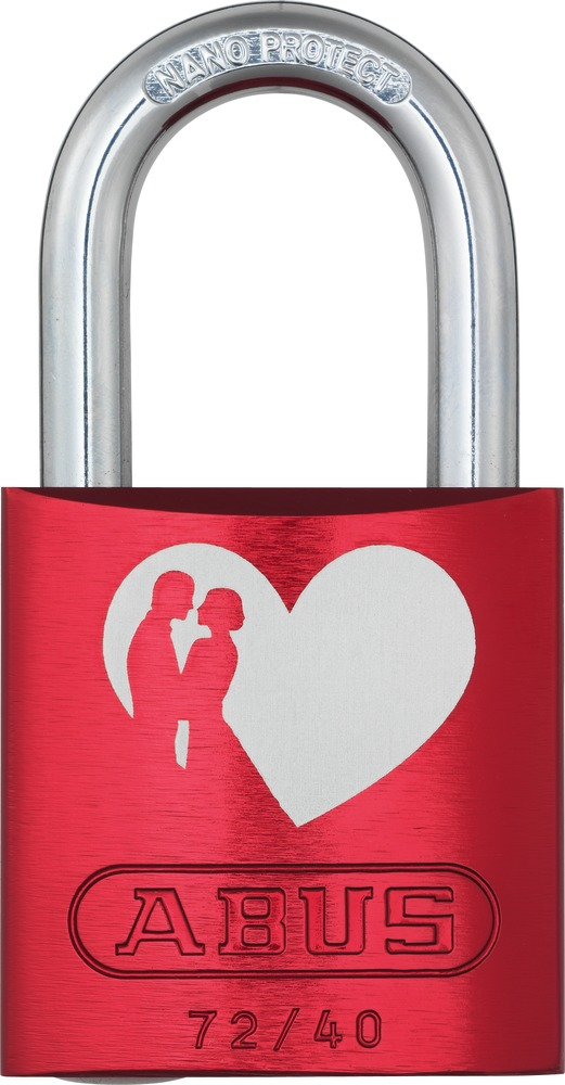 ABUS 72/40 Love Lock 6