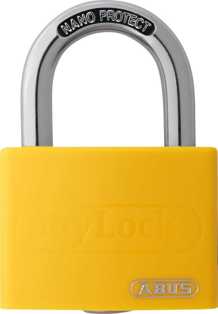 ABUS T65AL/40 yellow