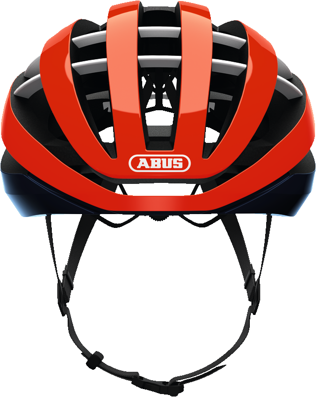 ABUS Aventor shrimp orange